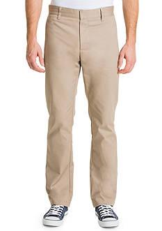 Lee Uniforms Slim Fit Straight Leg Pants