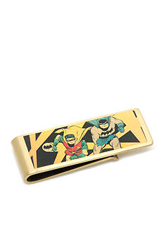 Cufflinks Inc Vintage Batman and Robin Money Clip
