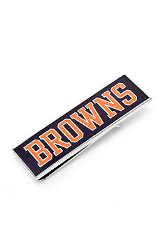 Cufflinks Inc Cleveland Browns Money Clip