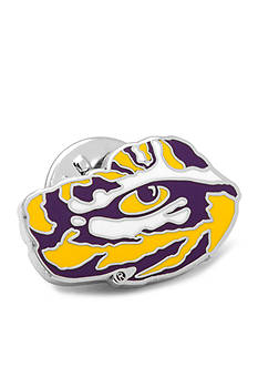 Cufflinks Inc LSU Tiger's Eye Lapel Pin