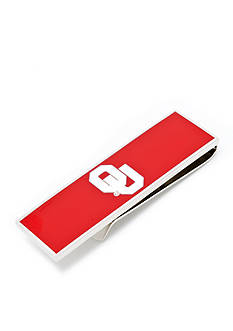 Cufflinks Inc Oklahoma Sooners Money Clip
