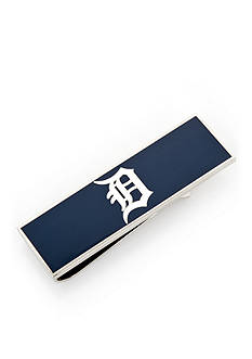 Cufflinks Inc Detroit Tigers Money Clip