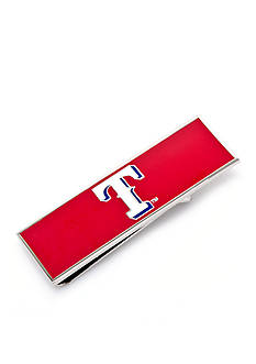 Cufflinks Inc Texas Rangers Money Clip