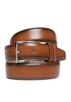 Tommy Bahama Micro Embossed Belt