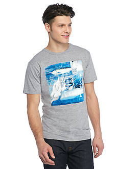 Ocean & Coast Sailboat Montage Graphic Tee