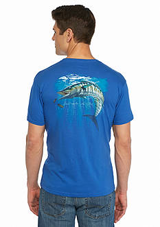 Ocean & Coast Wahoo Beach Graphic Tee