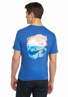 Ocean & Coast Southern Sunrise Marlin Graphic Tee