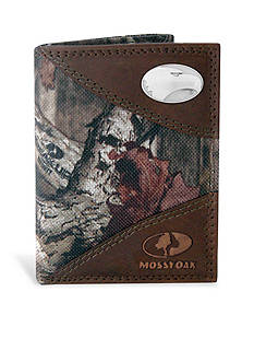 ZEP-PRO Mossy Oak Georgia Southern Eagles Tri-fold Wallet