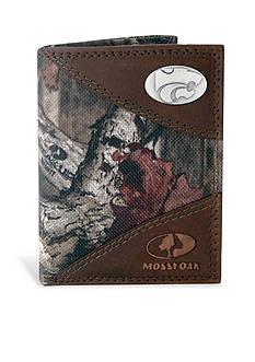 ZEP-PRO Mossy Oak Kansas State Wildcats Tri-fold Wallet