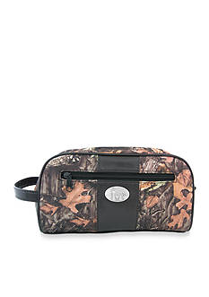 ZEP-PRO Mossy Oak Memphis Tigers Camo Toiletry Shave Kit