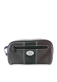 ZEP-PRO Mossy Oak Mississippi State Bulldogs Brown Toiletry Shave Kit