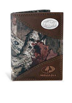 ZEP-PRO Mossy Oak Oklahoma State Cowboys Tri-fold Wallet