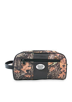 ZEP-PRO Mossy Oak Troy Trojans Camo Toiletry Shave Kit