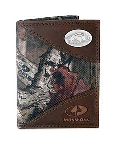 ZEP-PRO Mossy Oak Arkansas Razorbacks Tri-fold Wallet