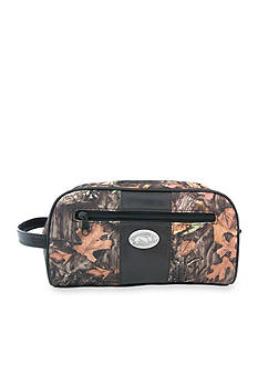 ZEP-PRO Mossy Oak Arkansas Razorbacks Camo Toiletry Shave Kit