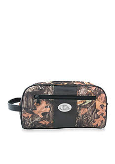 ZEP-PRO Mossy Oak Ole Miss Rebels Camo Toiletry Shave Kit