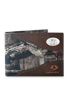 ZEP-PRO Mossy Oak Oklahoma Sooners Passcase Wallet