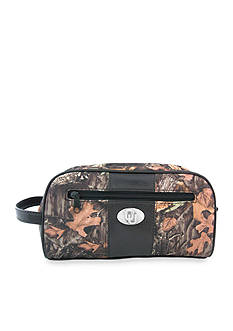 ZEP-PRO Mossy Oak Oklahoma Sooners Camo Toiletry Shave Kit