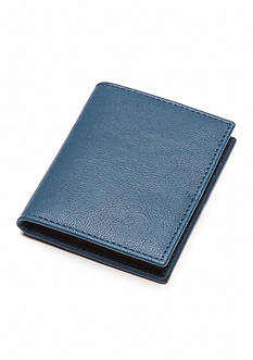 Tallia Orange Cardcase Wallet With Contrast Interior