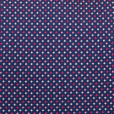 Young Men: Nautica Accessories: Pink Nautica Marina Dotted Tie