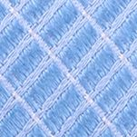 Mens Designer Ties: Light Blue Nautica Adrift Solid Tie