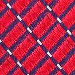 Mens Designer Ties: Brick Nautica Adrift Solid Tie