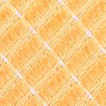 Mens Designer Ties: Yellow Nautica Adrift Solid Tie