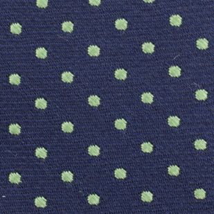 Young Men: Nautica Accessories: Green Nautica Mast Dot Tie