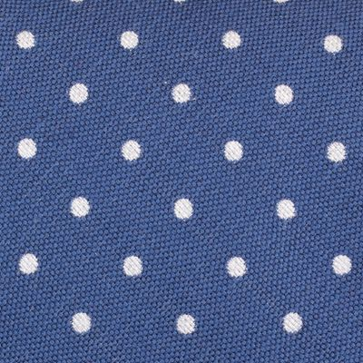Young Men: Nautica Accessories: Navy Nautica Monitor Dot Tie