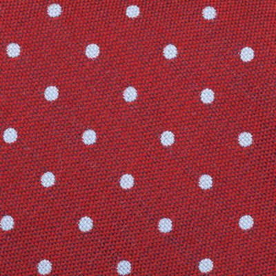 Nautica: Red Nautica Monitor Dot Tie