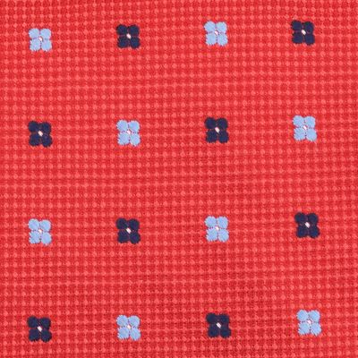 Young Men: Nautica Accessories: Red Nautica Flare Neat Tie