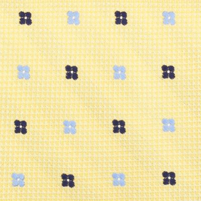 Young Men: Nautica Ties: Yellow Nautica Flare Neat Tie