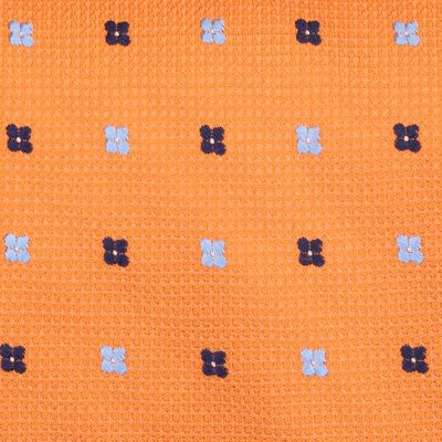 Young Men: Nautica Accessories: Orange Nautica Flare Neat Tie