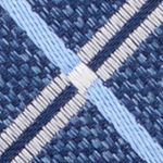 Young Men: Nautica Accessories: Blue Nautica Lookout Grid Tie