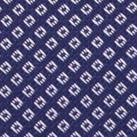 Young Mens Neckties: Navy Nautica Lookout Neat Tie