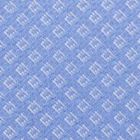 Young Mens Neckties: Light Blue Nautica Lookout Neat Tie