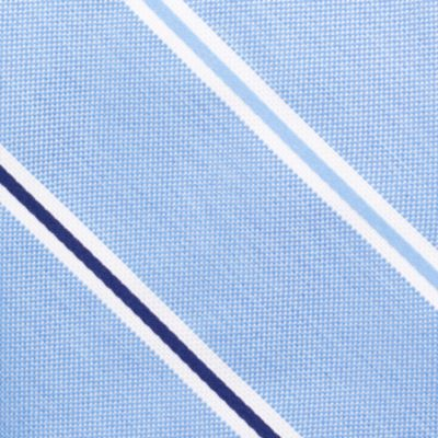 Young Men: Nautica Accessories: Blue Nautica Breakwater Stripe Tie