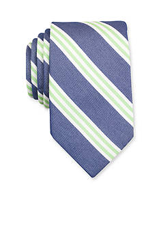 Nautica League Stripe Tie