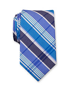 Nautica Steam Plaid Tie