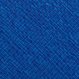 Mens Designer Ties: Blue Nautica Noonan Solid Tie
