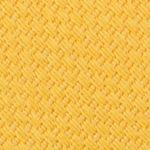 Mens Designer Ties: Yellow Nautica Truxton Solid Tie