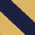 Men: Nautica Accessories: Yellow Nautica Windfall Stripe Tie