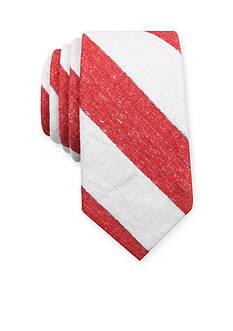 Nautica Fleet Print Tie