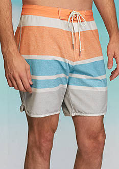 Chip & Pepper CALIFORNIA Vintage Stripe Board Shorts