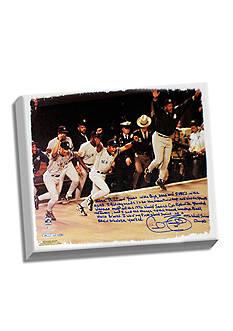 Steiner Sports™ MLB Cecil Fielder's 1996 World Series Canvas