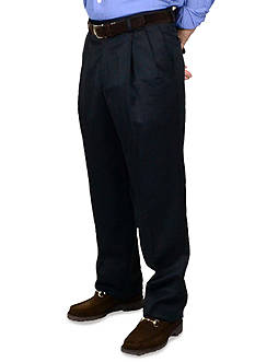 BERLE Wool Waistband Trousers