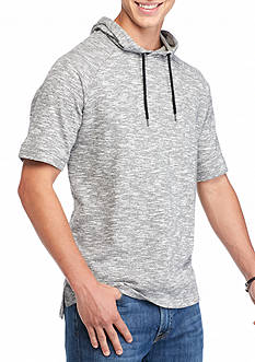 Ocean Current Short Sleeve Colton Hoodie
