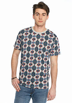 BEVEL™ Allover Aztec Print T-Shirt
