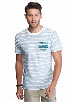 BEVEL™ Reverse Aztec Print Pocket T-Shirt