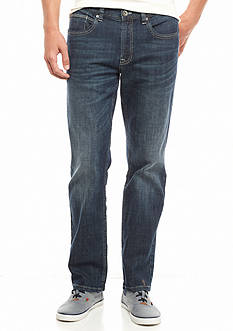 Red Camel Dark Original Straight Jeans